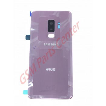 Samsung G965F Galaxy S9 Plus Backcover DUOS GH82-15660B Purple