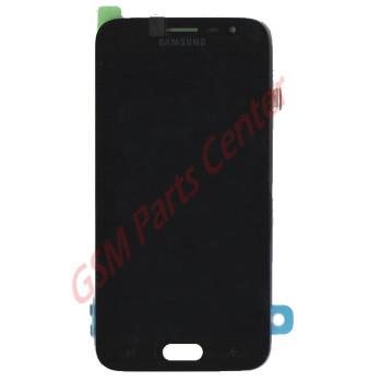Samsung J250F Galaxy J2 (2018) LCD Display + Touchscreen GH97-21339A Black