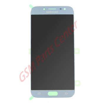 Samsung J730F Galaxy J7 2017 LCD Display + Touchscreen GH97-20736B Silver