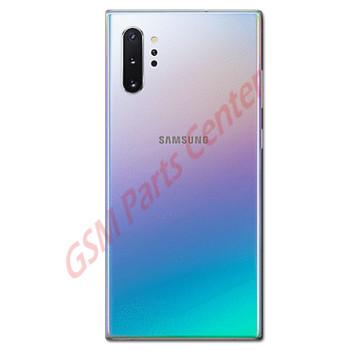 Samsung N975F Galaxy Note 10 Plus Backcover GH82-20588C Aura Glow/Silver