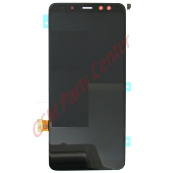 Samsung SM-A530F Galaxy A8 2018 LCD Display + Touchscreen GH97-21406A Black