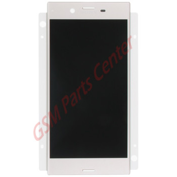 Sony Xperia XZs (G8231) LCD Display + Touchscreen 1307-5192 Silver