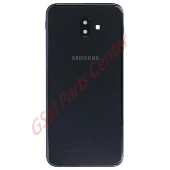 Samsung SM-J610F Galaxy J6+ Backcover GH82-17872A Black