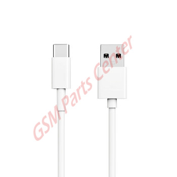 Retail Type-C to USB Charging Cable - 2 Meter - White