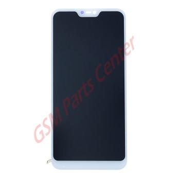 Xiaomi Mi A2 Lite (Redmi 6 Pro) LCD Display + Touchscreen  White