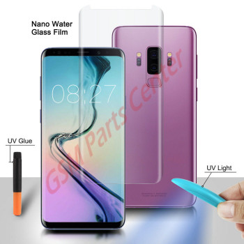 Livon  Samsung G960F Galaxy S9 Tempered Glass UV Armor