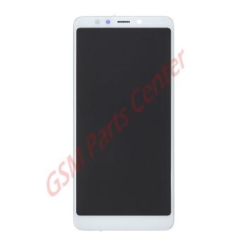 Xiaomi Redmi 5 LCD Display + Touchscreen + Frame White