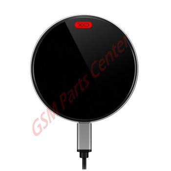 XO Wireless Charging Disk - WX001 - Midnight Black