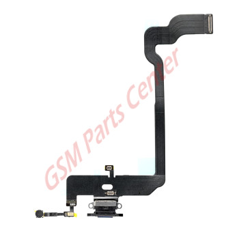 Apple iPhone XS Charge Connector Flex Cable  Black
