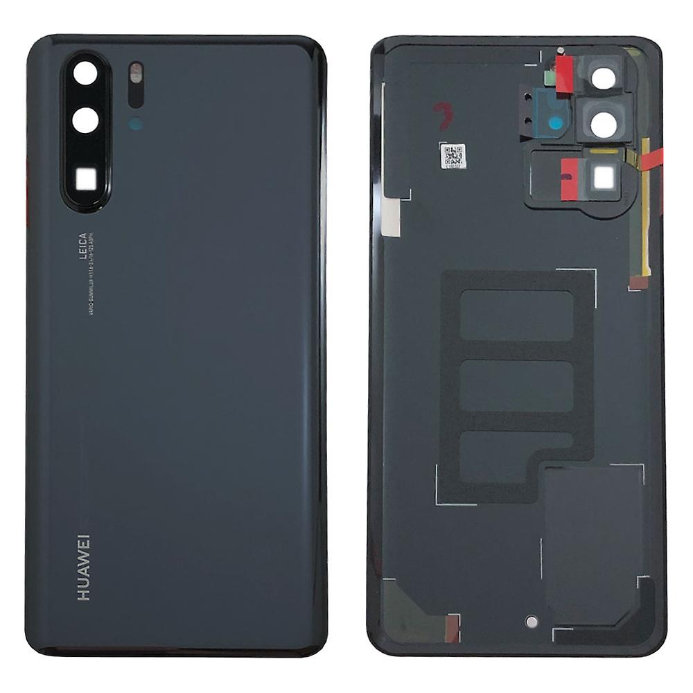 Huawei P30 Pro (VOG-L29)/P30 Pro New Edition (VOG-L29) Backcover 02352PBU Black