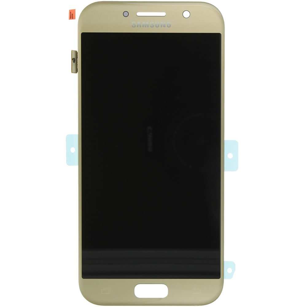 Samsung Sm A520f Galaxy A5 2017 Lcd Display Touchscreen Gh97 Lg Optimus L3ii E435 Dual Resmi White 19733b Gold English Gsm Parts Center