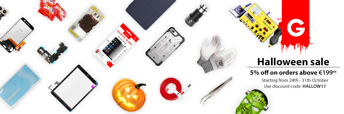 Halloween Offer 2017 GSM Parts Center