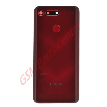 Huawei Honor View 20 (PCT-L29) Backcover 02352LNW Red