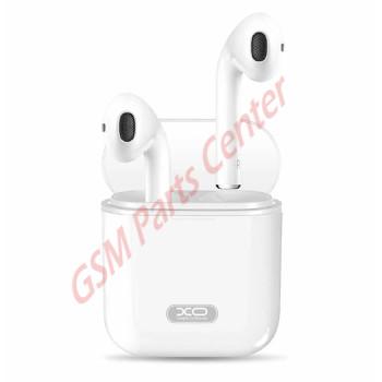 XO Wireless Bluetooth Earpods - F20 - White