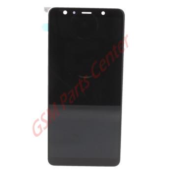 Samsung SM-A750F Galaxy A7 2018 LCD Display + Touchscreen GH96-12078A Black