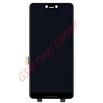 Google Pixel 3 XL (A4RG013C) LCD Display + Touchscreen  Black