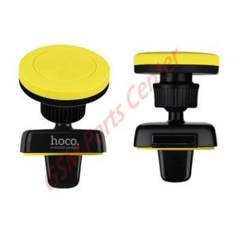 Hoco Air Vent Magnet Car Mount Holder - CA16 - Black