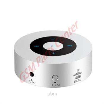 XO Mini Touch Stereo Bluetooth Speaker - XO-A8 - Silver