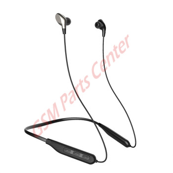 XO in-Ear Bluetooth Stereo Bass Sport Headset - BS12 - Black