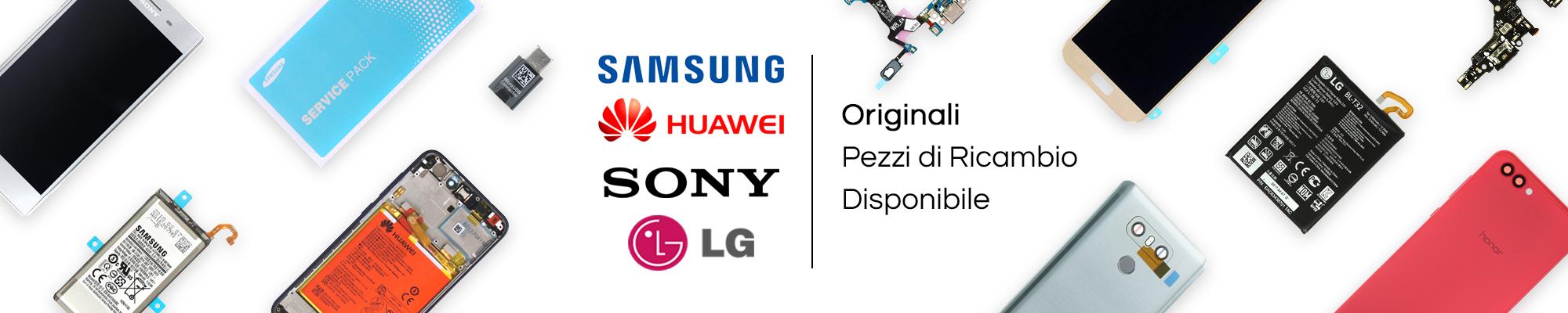 Originali Pezzi di Ricambio Disponibile a GSM Parts Center