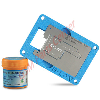 Sunshine iPhone X Middle Board Tinning Platform Set - SS-032