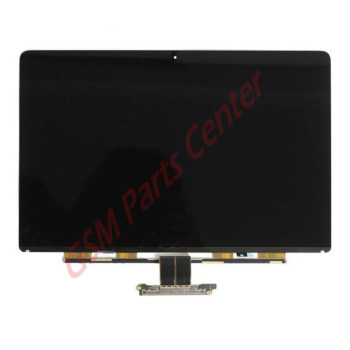 Apple MacBook Retina 12 Inch - A1534 LCD Display - Complete Assembly - + OEM Quality (2015 - 2016) - Silver