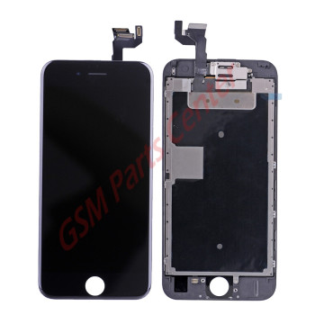 Apple iPhone 6S LCD Display + Touchscreen Refurbished OEM - Assembly - Black