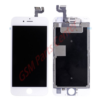 Apple iPhone 6S LCD Display + Touchscreen Refurbished OEM - Assembly - White