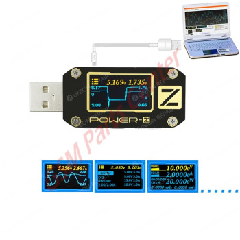 Chargerlab Power Z USB PD Tester / Power Monitor -  KM001
