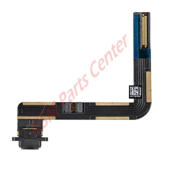 Apple iPad 6 (2018) Charge Connector Flex Cable Black