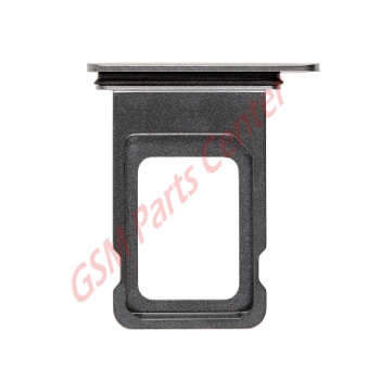 Apple iPhone XS Max Simcard holder Black