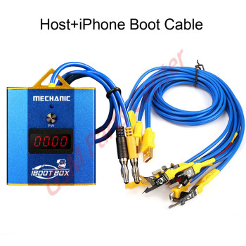 Mechanic iBoot Box Intelligent Digital Control Power Boot Kit For Apple