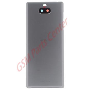 Sony Xperia 10 Plus (I3213, I3223, I4213, I4293) Backcover 78PD1400020 Silver