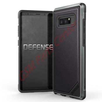 X-doria Samsung Galaxy Note 9 Defence Lux - 3X4M0197A - Black Leather