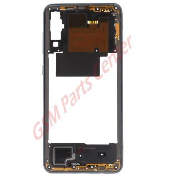 Samsung SM-A705F Galaxy A70 Midframe GH97-23258A Black