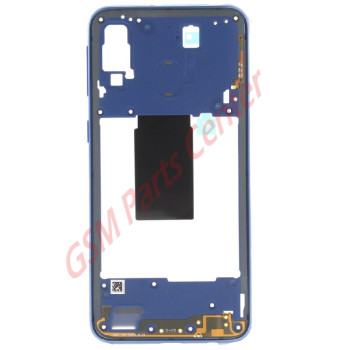Samsung SM-A405F Galaxy A40 Midframe GH97-22974C Blue