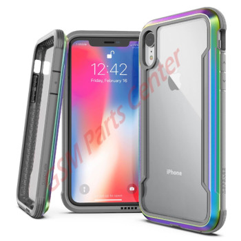X-doria Apple iPhone XR Defence Shield - 3X3C0694B - Iridescent