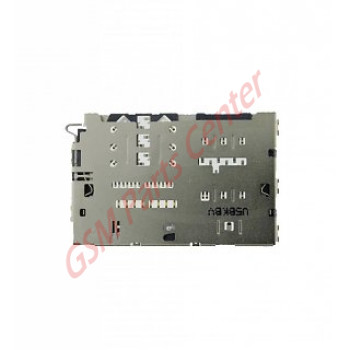 Samsung Galaxy J Simcard reader Connector 3709-001891
