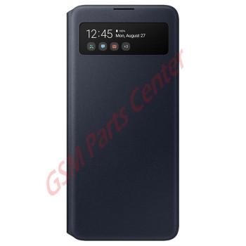 Samsung SM-A515F Galaxy A51 S View Wallet Cover EF-EA515PBEGEU - Black