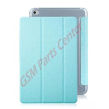 Mooke Apple iPad Pro (9.7) - Book Case - Blue