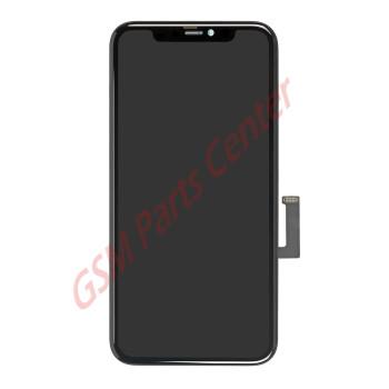 Apple iPhone 11 LCD Display + Touchscreen - OEM Quality (Toshiba version) - Black
