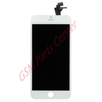 Apple iPhone 6 Plus LCD Display + Touchscreen High Quality White