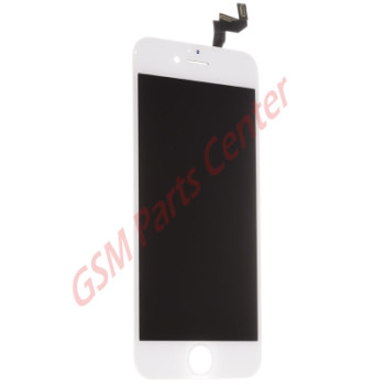 Apple iPhone 6S LCD Display + Touchscreen High Quality White