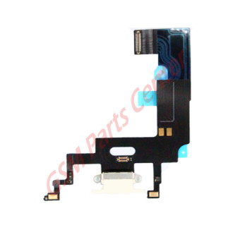 Apple iPhone XR Charge Connector Flex Cable  White