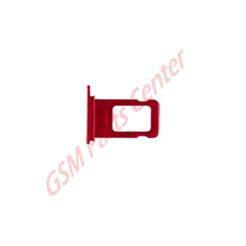 Apple iPhone XR Simcard holder  Red