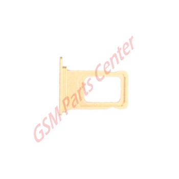 Apple iPhone XR Simcard holder  Gold