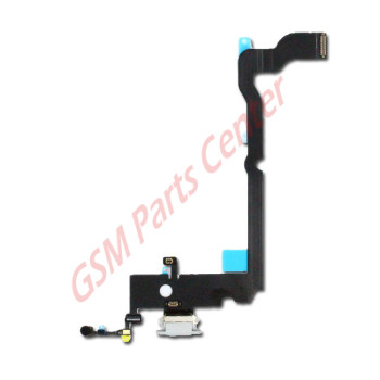 Apple iPhone XS Max Charge Connector Flex Cable  White