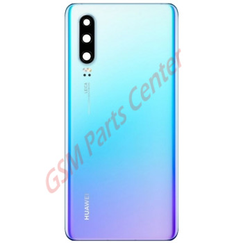 Huawei P30 (ELE-L29) Backcover - With Camera Lens - Crystal