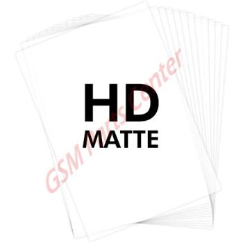 MatteHD Ultra Screen Protector Film - Matte 8.5 inch - 50 pcs