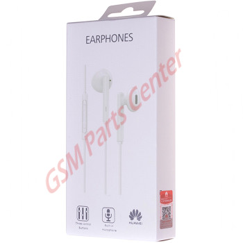 Huawei Stereo Headset 3.5mm - AM115 - White 22040280